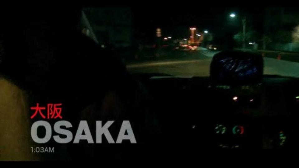 2010 Ford Mustang: Vaughn Gitten Jnr Drifts Across Japan