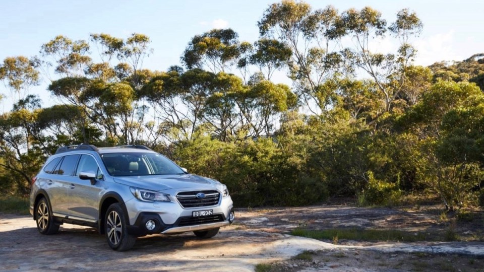 Subaru Outback 3.6R 2018 new car review