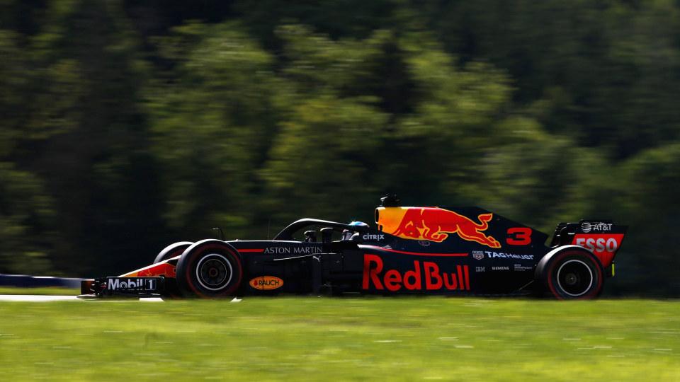 Motorsport: Ricciardo nears new Red Bull deal