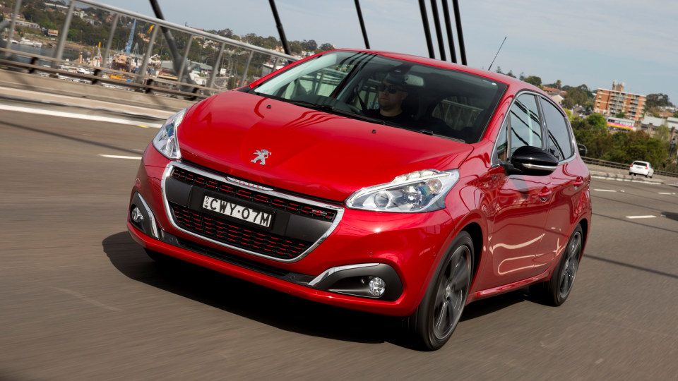Peugeot 208 GTi could go electric