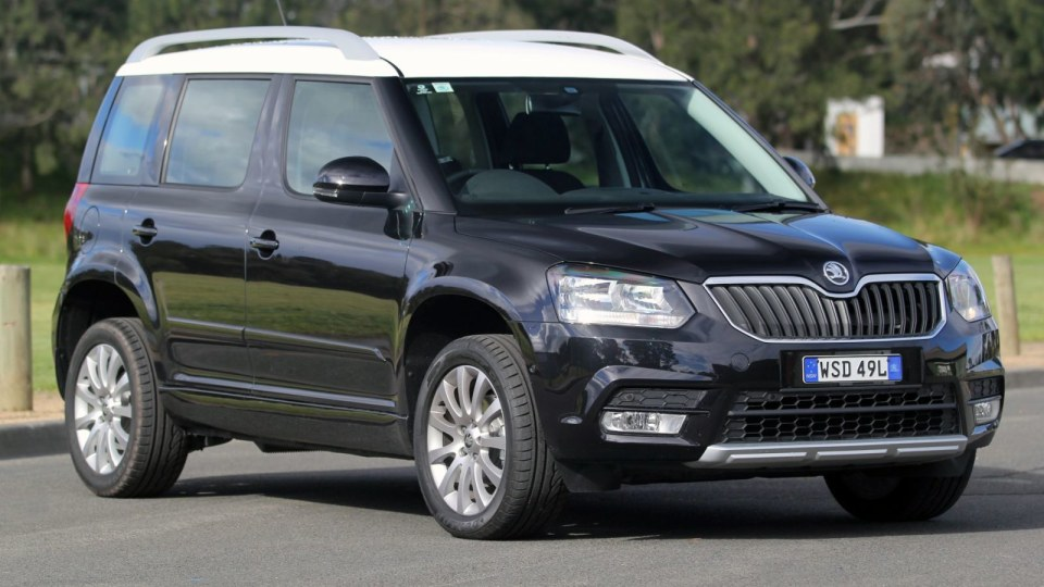 Skoda Yeti Review: 2014 90TSI Automatic