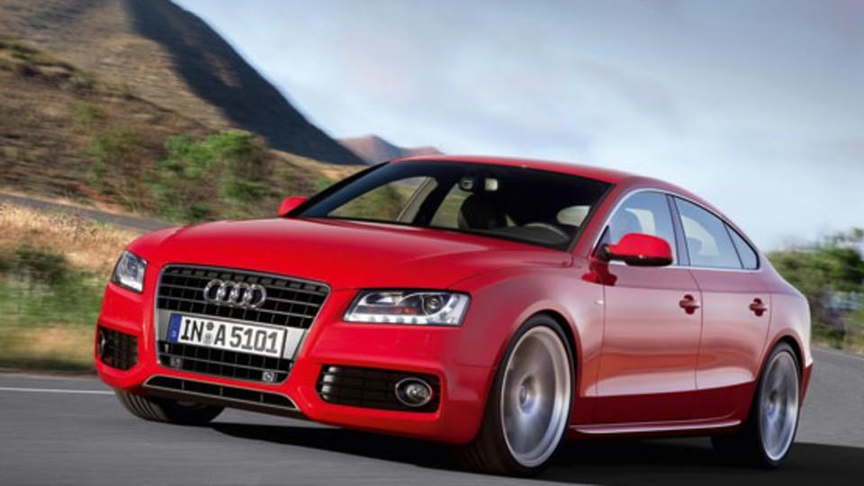 2010 Audi A5 Sportback Revealed
