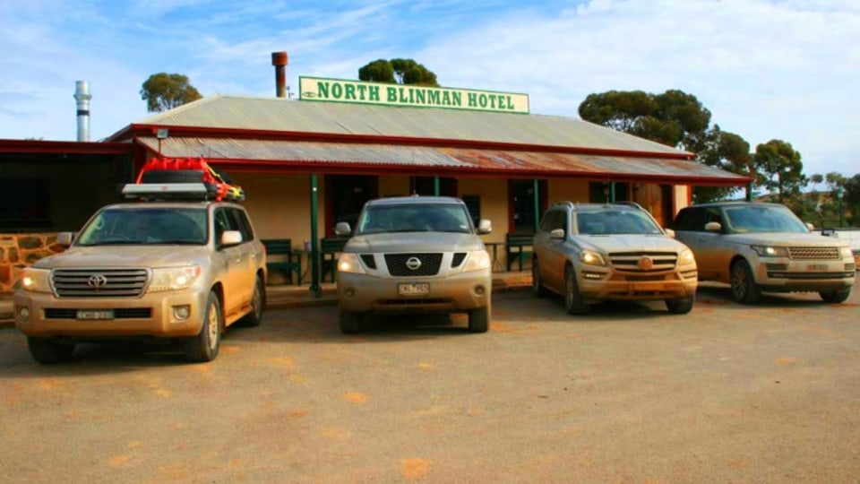 Drive puts the Range Rover Vogue TDV6, Mercedes-Benz GL350 BlueTec, Nissan Patrol Ti and the Toyota LandCruiser Sahara through the ultimate off-road test in a 4500-kilometre journey from Sydney to Alice Springs.