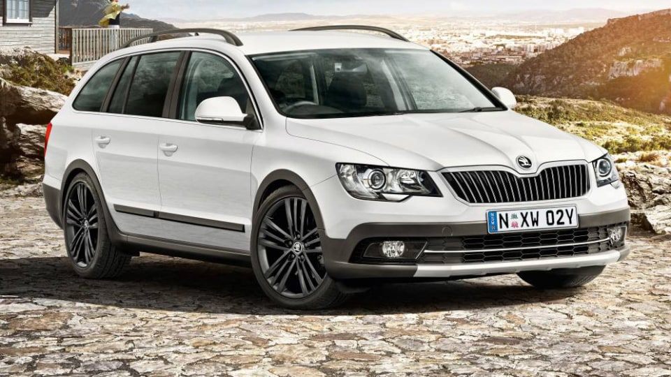 Skoda Superb 4x4 Outdoor: Price And Features For Australia