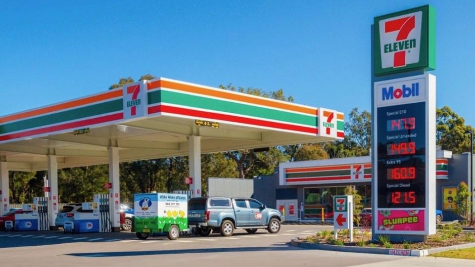 National strike against petrol stations