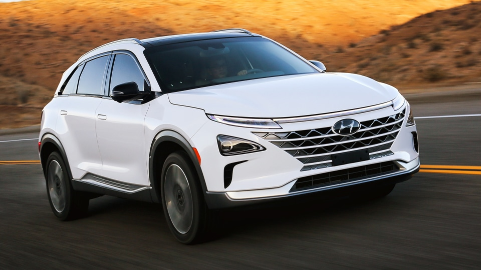Hyundai and Audi agree to co-develop hydrogen technology