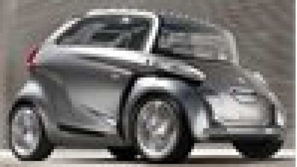 Frankfurt 09: Peugeot BB1, shorter than a Smart Fortwo