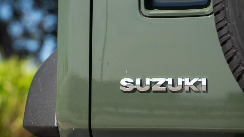 Suzuki Jimny null 2019 Hardtop Review