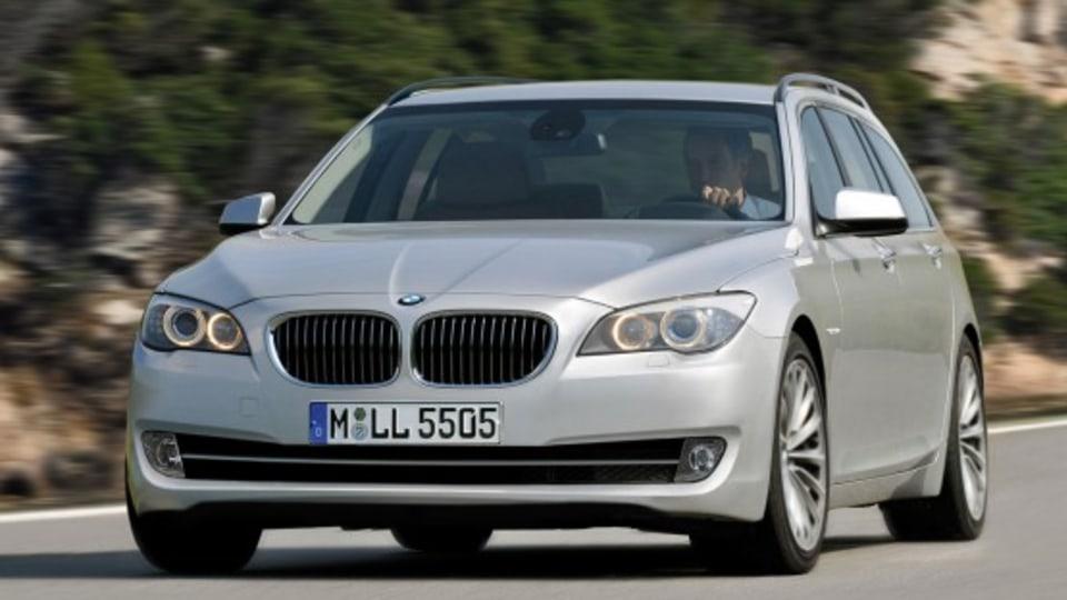 2011 BMW 5 Series Rendered, Spied Testing