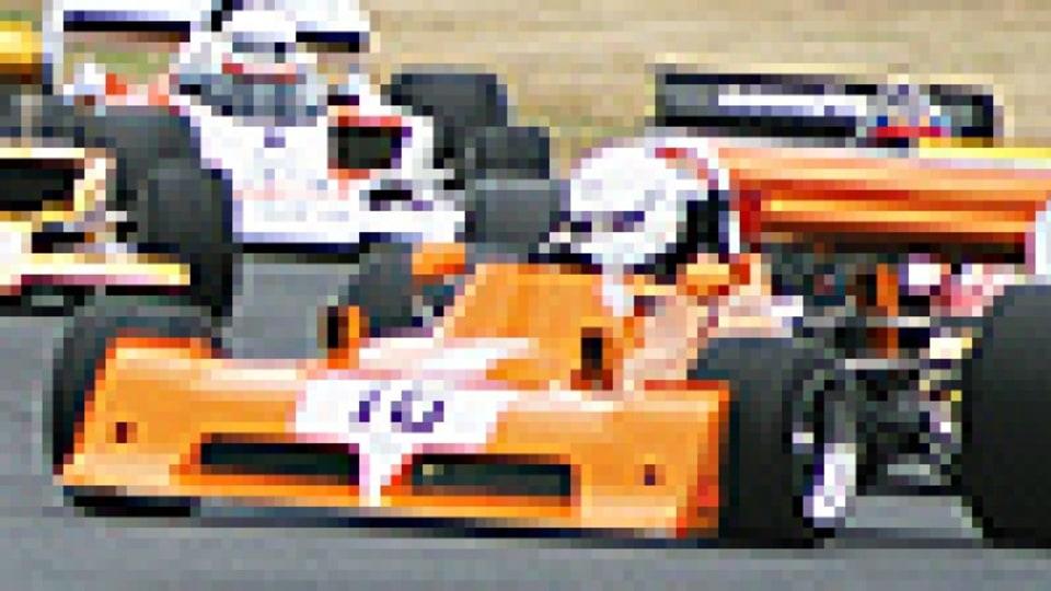 Tasman Revival race series at Eastern Creek