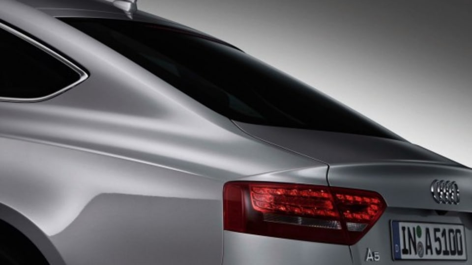 2010 Audi A5 Sportback: The Audiophile's Chariot Of Choice