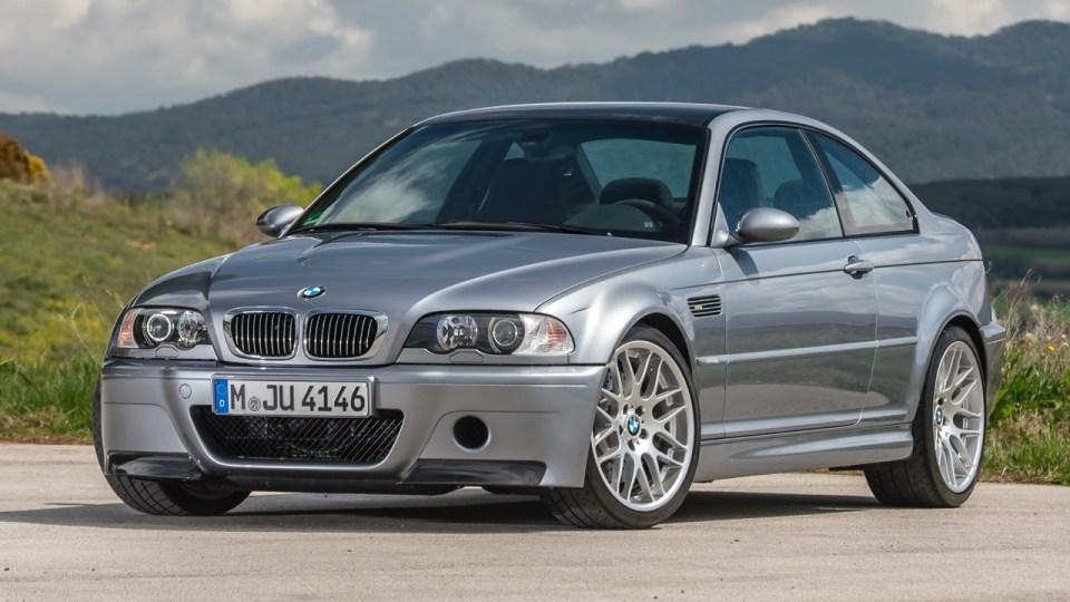 BMW's legendary CSL Badge is set to returns