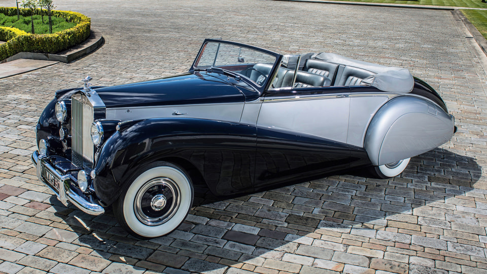 New Rolls-Royce Dawn Drophead Convertible Confirmed
