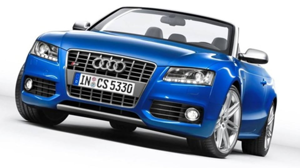 2010 S5 Cabriolet Launched In Australia