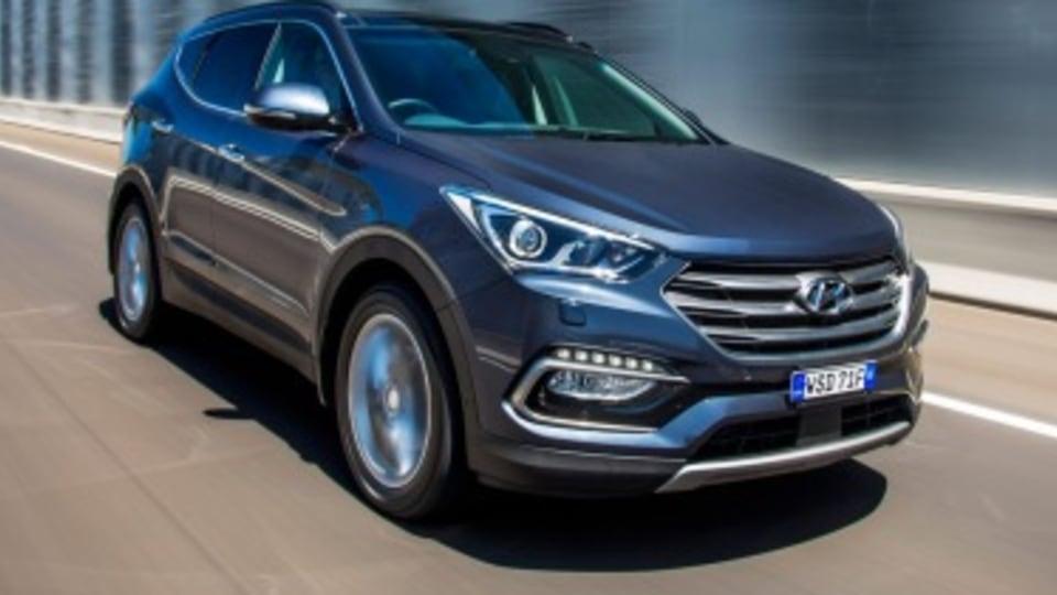 2016 Hyundai Santa Fe first drive review
