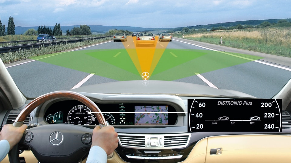 Adaptive Cruise Control - What is it?