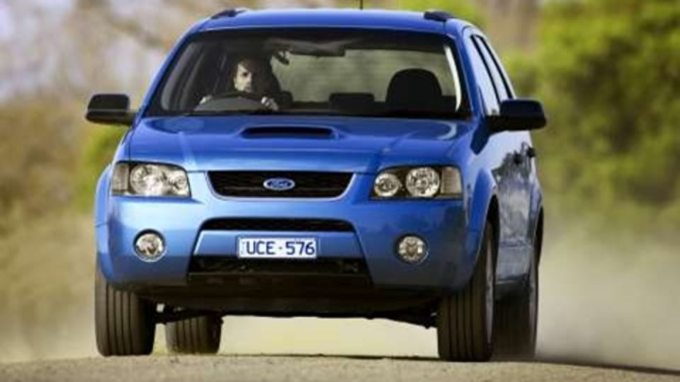 A Diesel for Ford Territory?