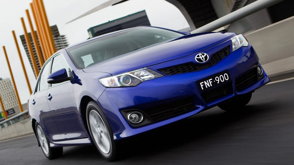 Toyota: BMW Diesel Due For Corolla, No Diesel For Camry