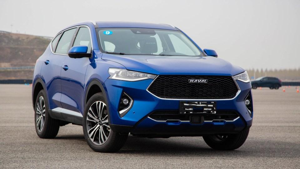 Haval preparing SUV onslaught for 2020 Beijing motor show