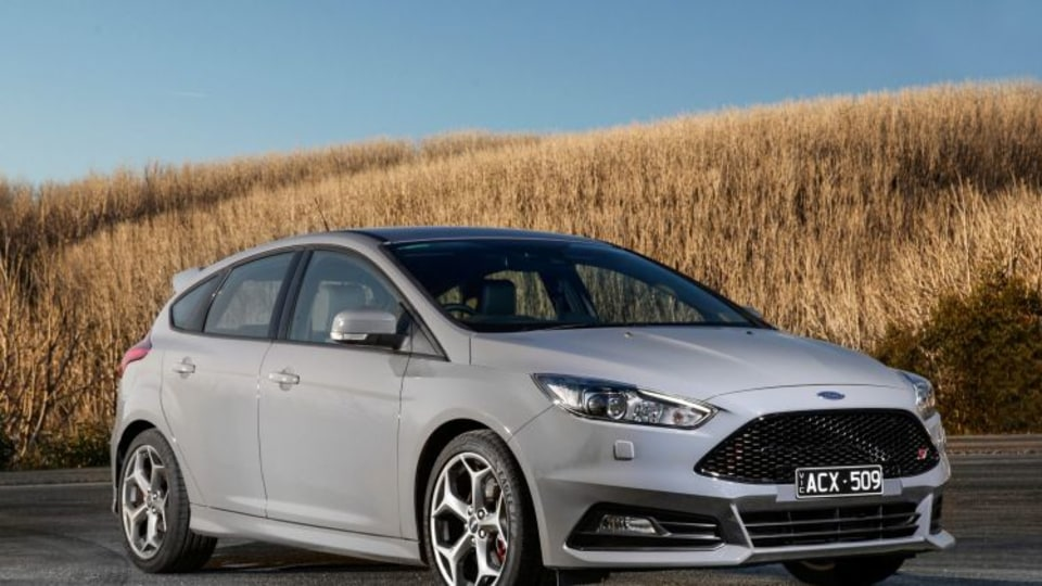 The Ford Focus ST offers plenty of punch.