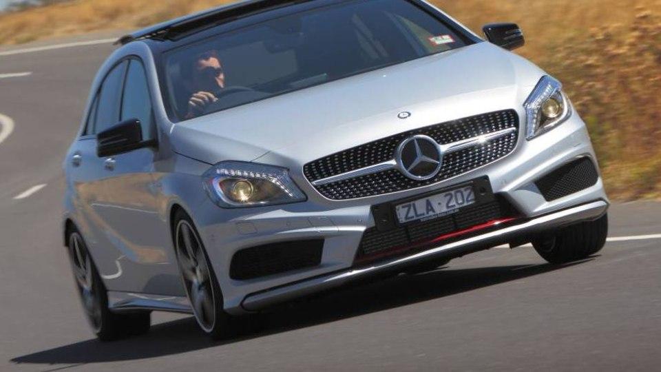 2014 Mercedes-Benz A 250 Sport Review