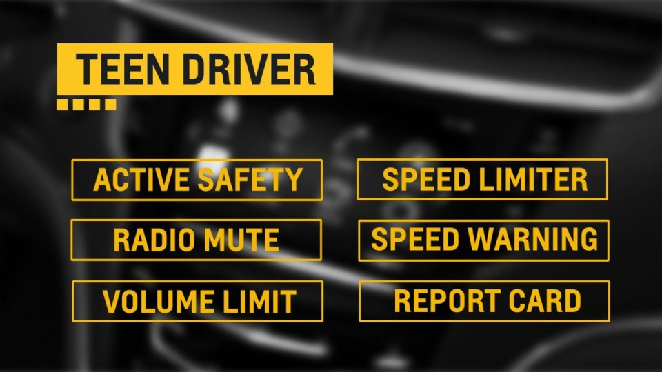 GM Previews New Malibu's 'Teen Driver Safety' System: Video