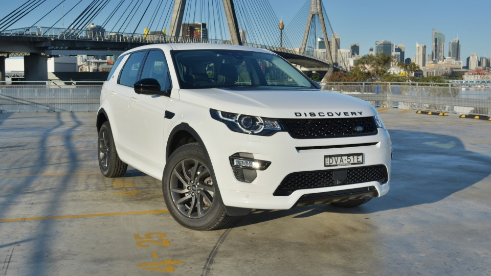 2018 Land Rover Discovery Sport SD4 HSE new car review