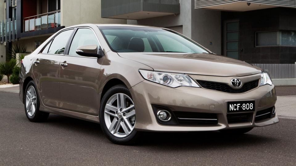 ANCAP 5 Stars: 2012 Toyota Camry, Subaru Impreza, Subaru XV