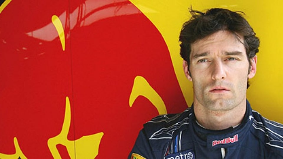 Mark Webber. Picture: Getty Images