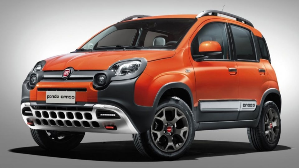 2014 Fiat Panda Cross Gets Outdoorsy At Geneva