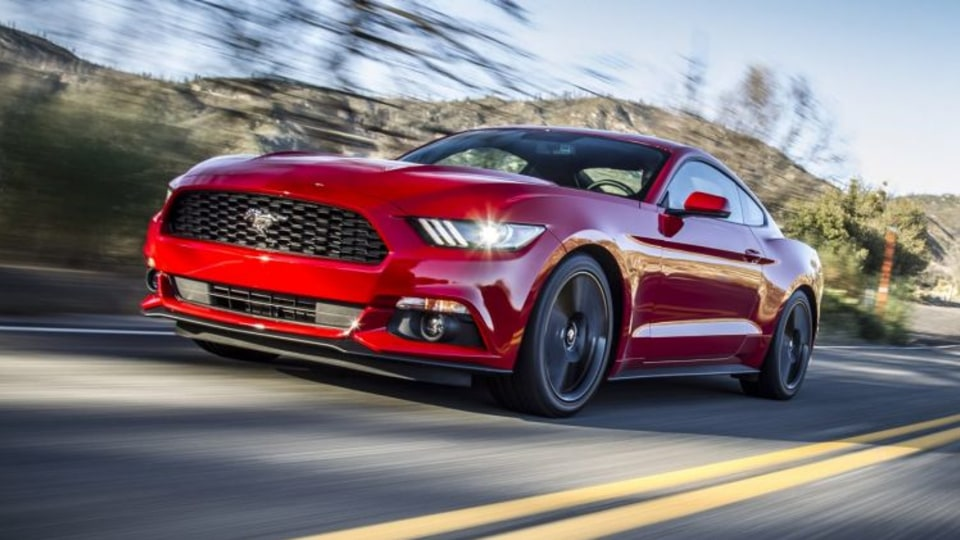The 2015 Ford Mustang GT will be priced from $54,990.