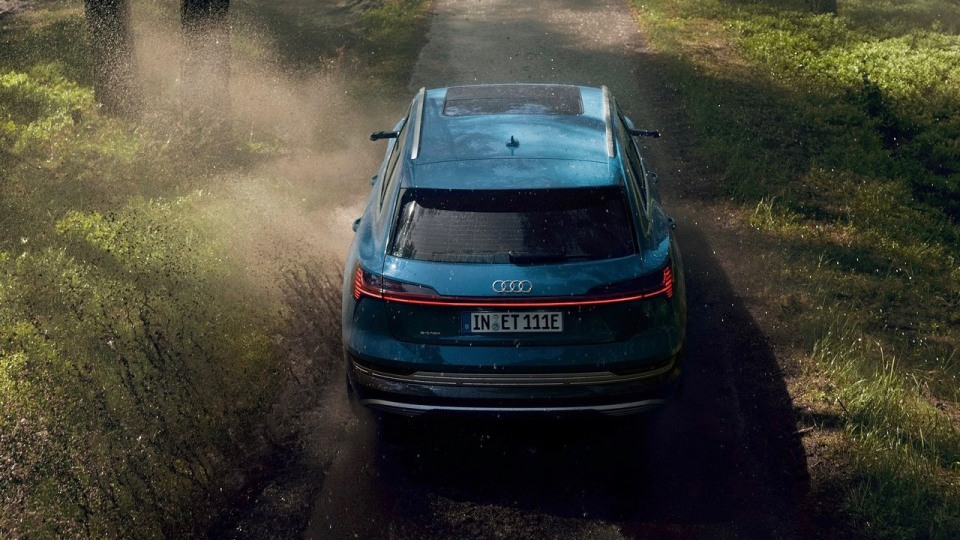 Audi spending over $60 billion on electric cars
