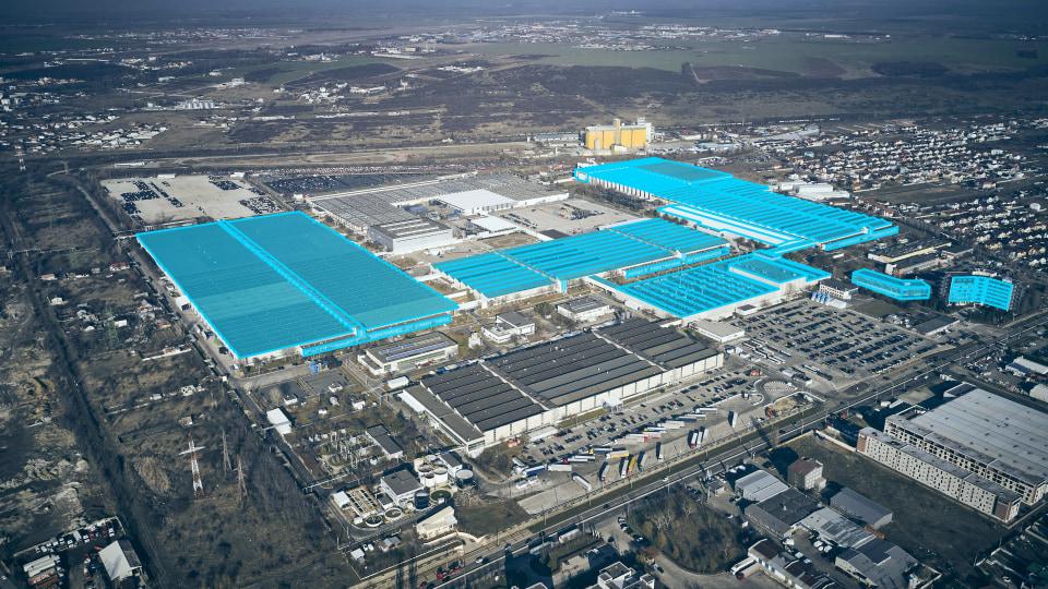 Ford Romania Plant