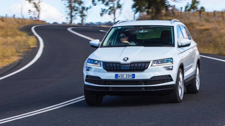 2018 Skoda Karoq first drive review