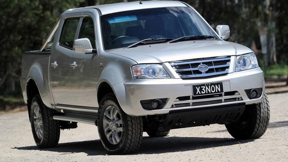 Tata Xenon Review: 4×2 Dual Cab Manual 2015