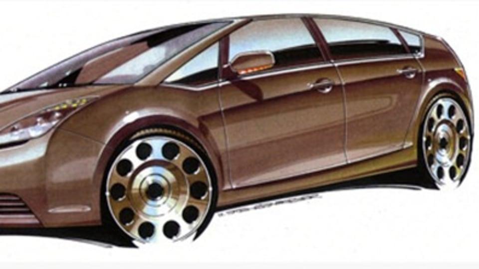 Lexus Prius-Based Hybrid Confirmed, Plus One