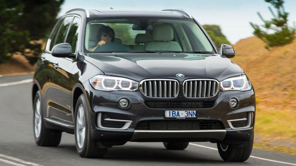 BMW X5 sDrive25d.