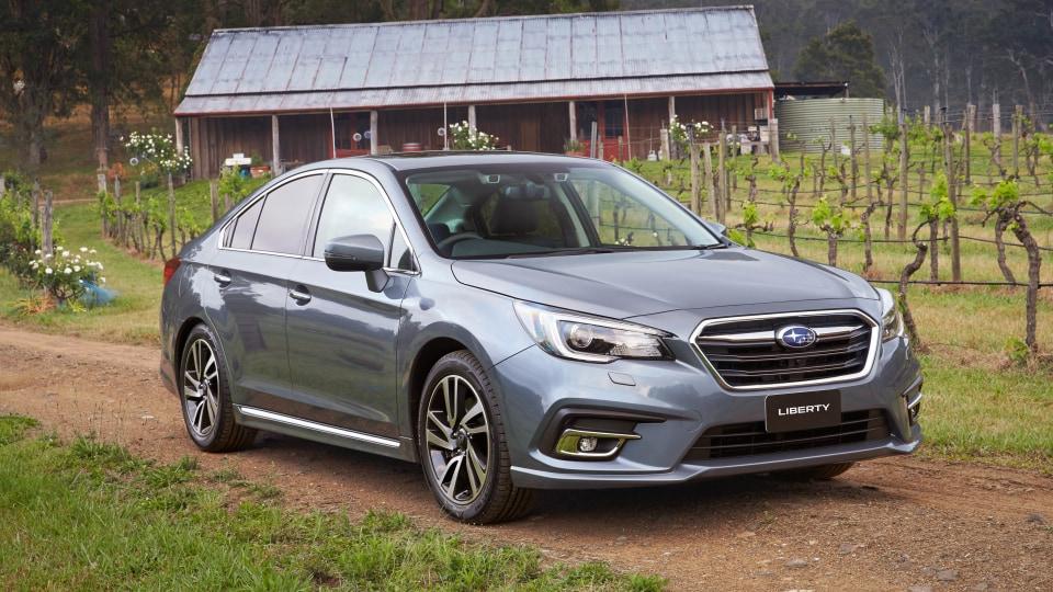 2018 Subaru Liberty 3.6R.