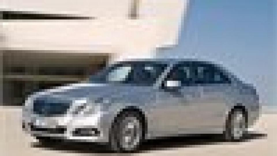 New Mercedes-Benz E-Class: car with a conscience