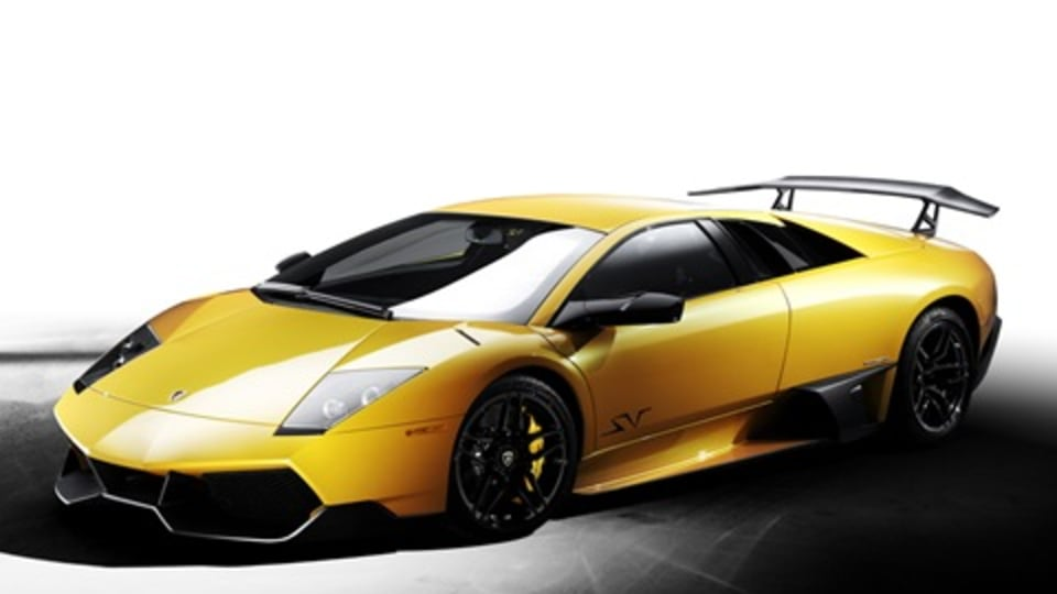 Lamborghini Murciélago LP 670-4 SuperVeloce Details Released