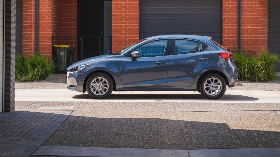 2020 Mazda 2 review: G15 Pure auto-4