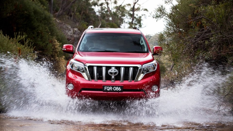 Toyota has updated its popular Prado with a more efficient diesel engine and a more intuitive six-speed automatic gearbox.