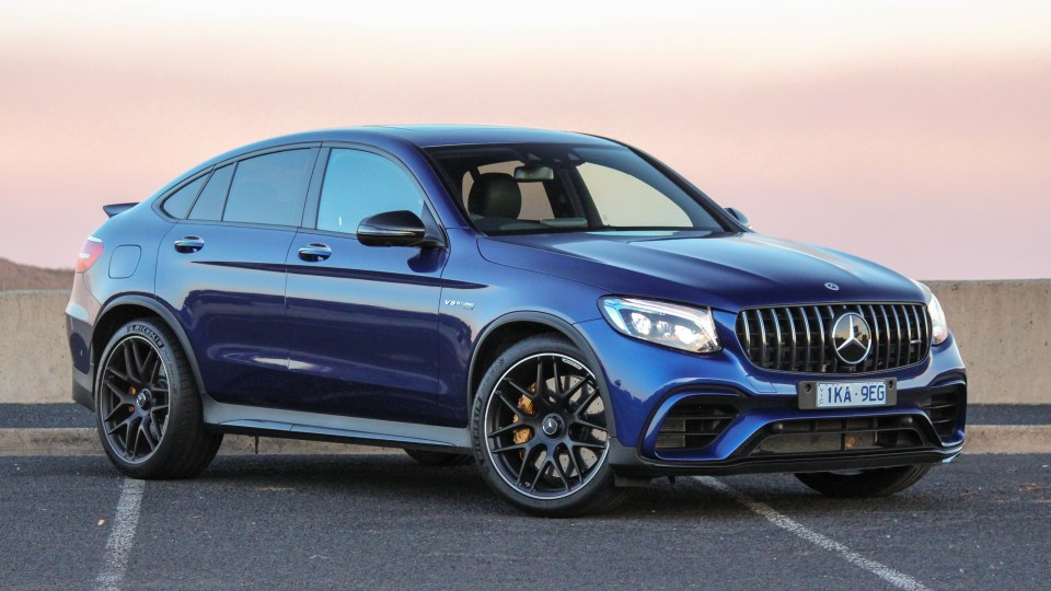 Mercedes-AMG GLC63 S 2018 Review