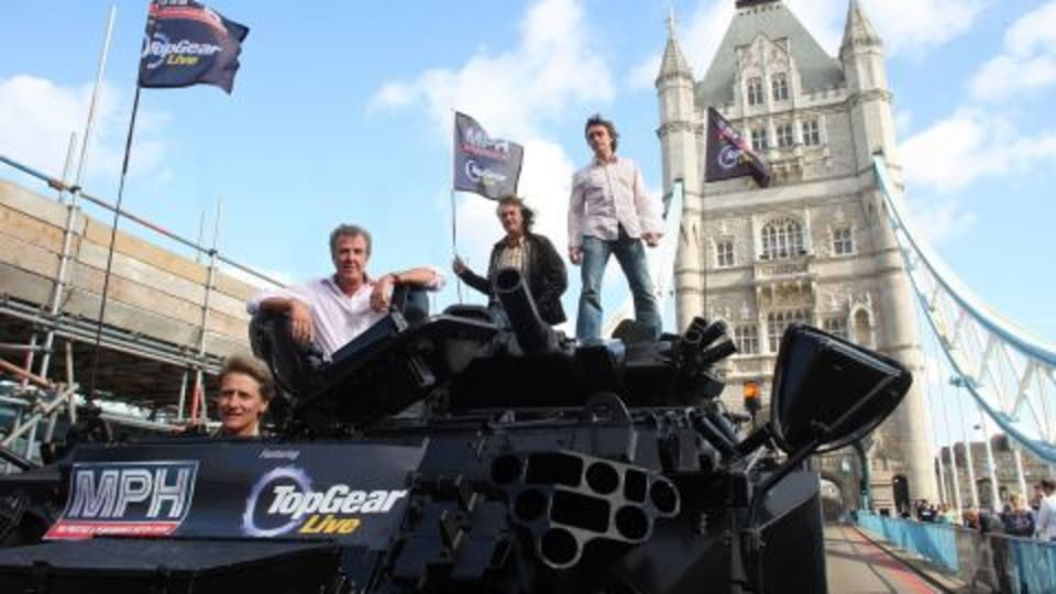 Top Gear Goes Live With MPH