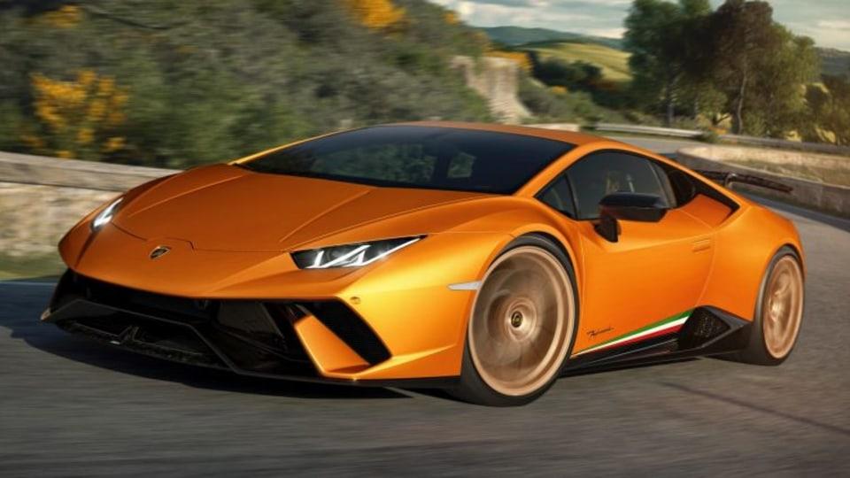 Lamborghini set for hard-core Huracan road racer