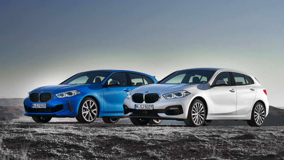 2020 BMW 1 Series revealed