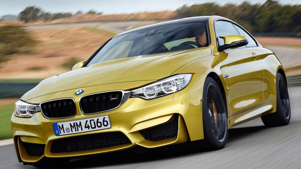 BMW M4 Coupe And M3 Sedan Revealed In New Leaked Images