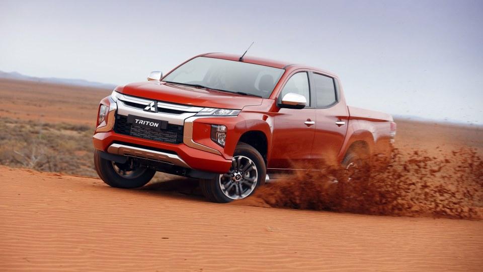 Mitsubishi unveil next-gen Triton