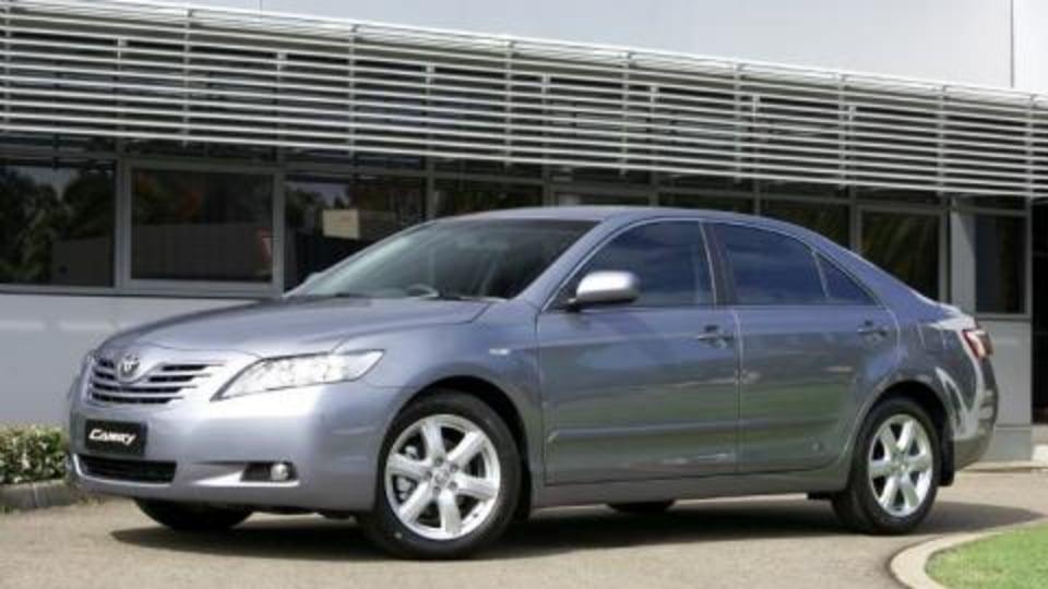 Toyota Australia Announces Production Slowdown Of Camry And Aurion