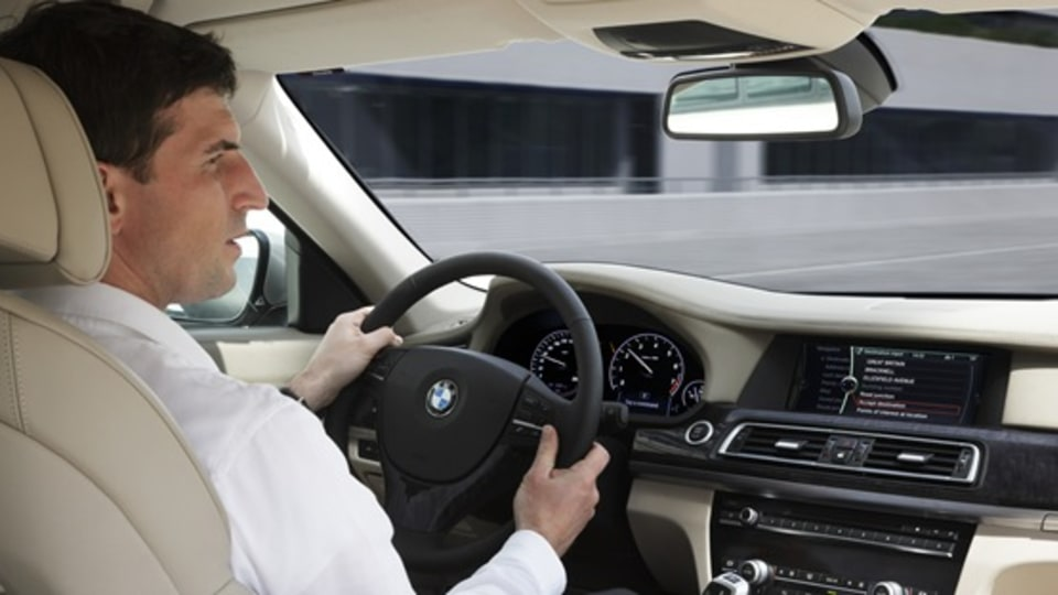 BMW Announces New Voice Control System For Navigation And Music Selection